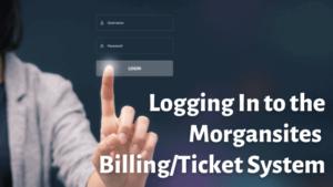 Morgansites Billing Ticket System