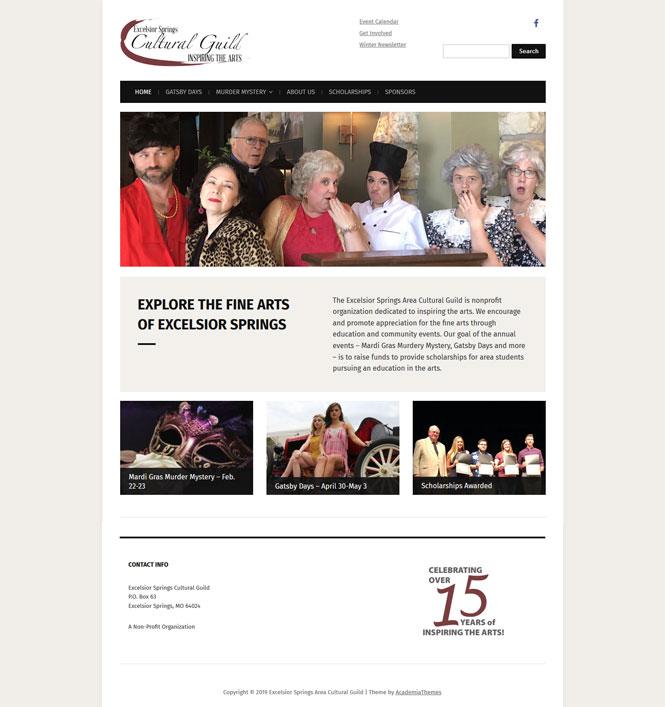 Portfolio Excelsior Springs Cultural Guild